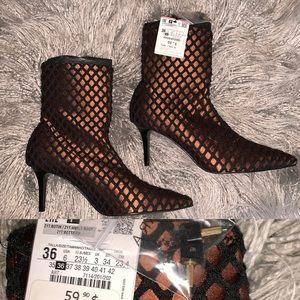 ZARA Boots Size 6/36